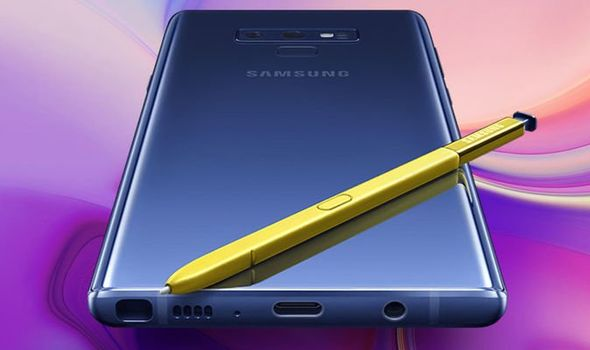 Galaxy Note 9 prices plummet to ridiculous new low as Samsung release big update | Express.co.uk