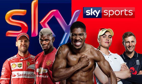 Sky Sports Now TV deal