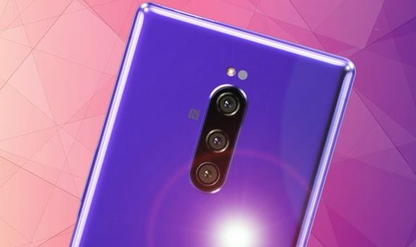 Xperia 1 release - Sony just showed why this phone could be a true Mate 20 Pro rival | Express.co.uk