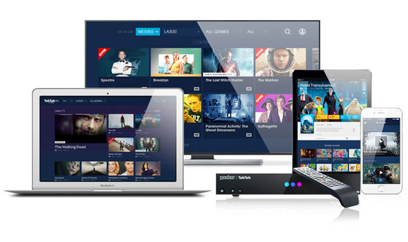 TalkTalk TV Store takes on Sky and Netflix  offers