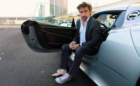 Richard Hammond learns who to drift in the last instalment of Grand Tour season one