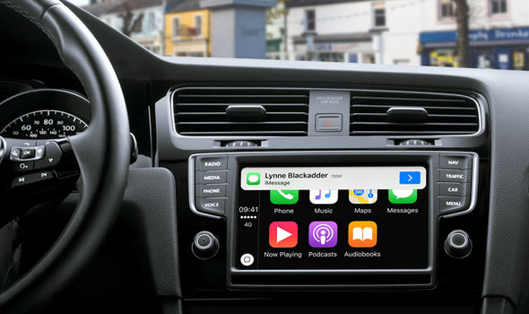Apple already has its CarPlay product to take-over your vehicle's entertainment software