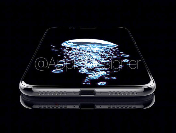 iPhone 8 could ship with wireless distance charging and an OLED display with True Tone