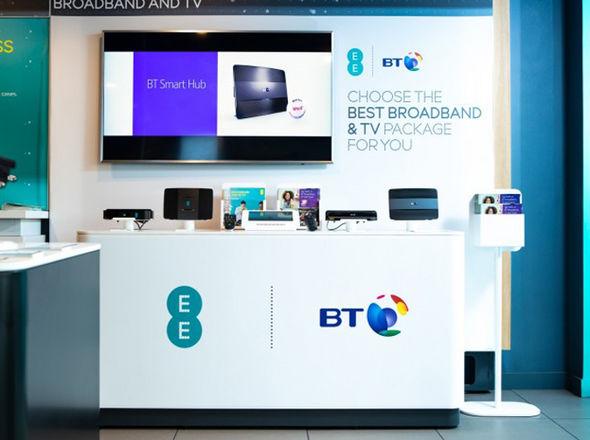 BT EE broadband