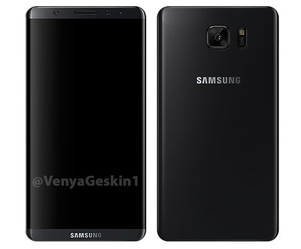 The bezels around the display will be narrowed, thanks to the new industrial design