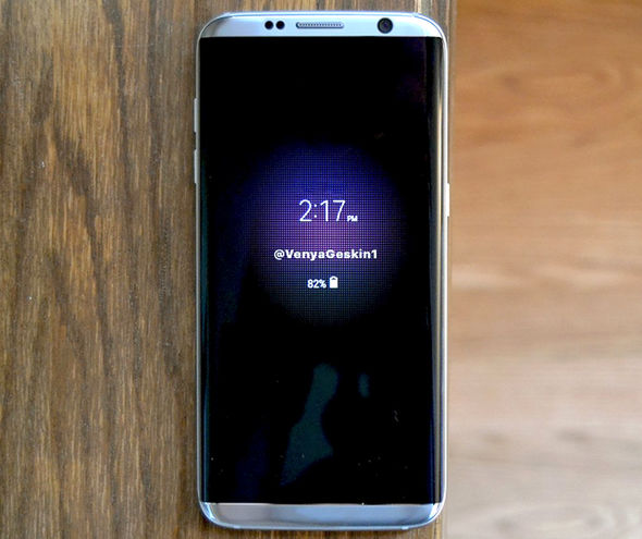 The Galaxy S8 will relocate the fingerprint scanner to the rear of the device
