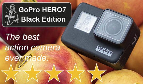 Go Pro HERO7 Black Edition