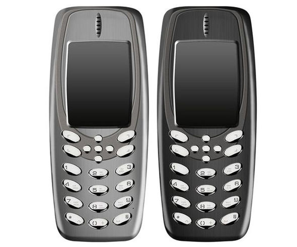 Gresso 3310 is the £2,450 feature phone that you never knew you wanted