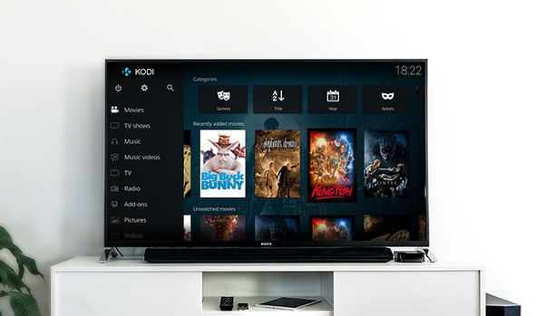Kodi is just one example of a neutral, open-source media player software