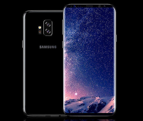 Galaxy S9 and Galaxy S9 will have the same dual-curved Infinity Display design