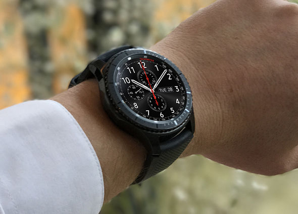 Samsung Gear S3 Frontier Review A Superb Smartwatch With