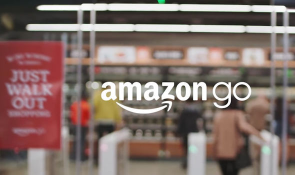 amazon go store mobile shopping