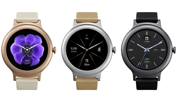 lg watch style android wear 2 smartwatch
