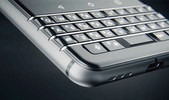 new blackberry mercury smartphone launch confirmed