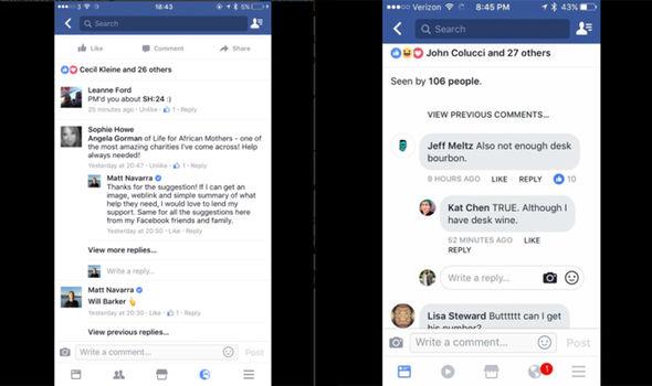 facebook update mobile app messenger