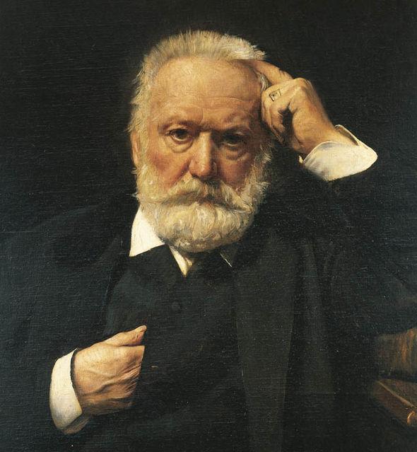 Victor Hugo Who was Victor Hugo Google Doodle celebrates Les Miserables author  Expresscouk