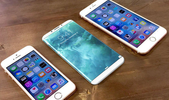 This would allow Apple to shave the bulky bezels from previous generation iPhones