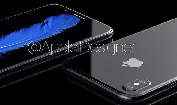 iPhone 8 is tipped to include a dramatic new design, with an edge-to-edge display