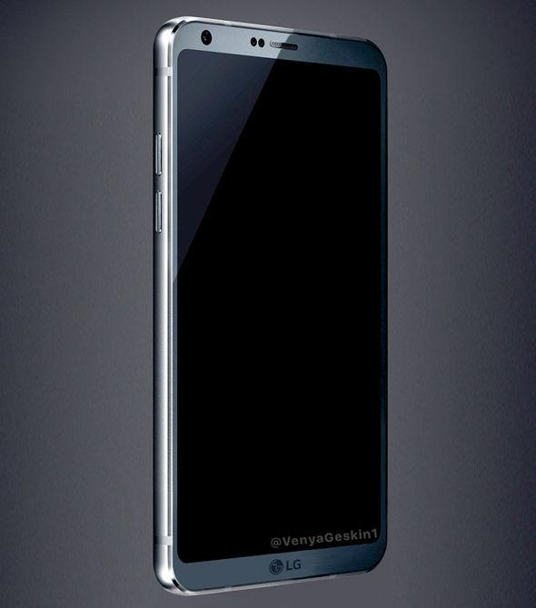 lg g6 render concept images leaked