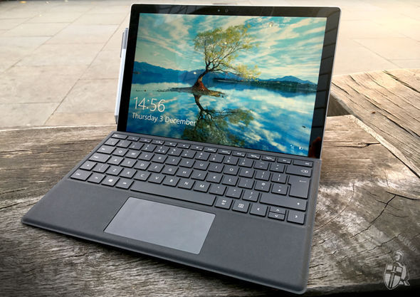 microsoft surface pro 4 review windows 10