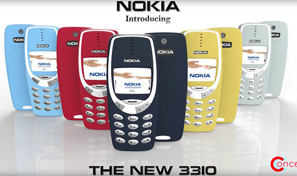 nokia 3310 new colours options release