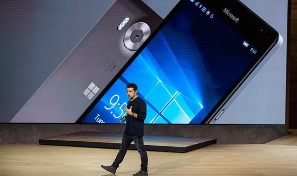 microsoft windows phone mobile 10 launch