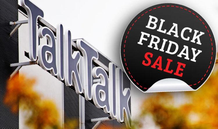 TalkTalk Black Friday 2018 Best UK deals offers