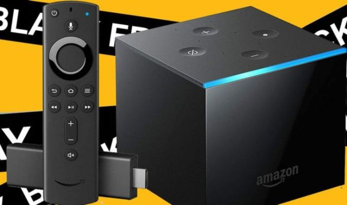Amazon Slashes Fire Tv Stick And Fire Tv Cube Prices In Early Black Friday 2020 Sales Express Co Uk