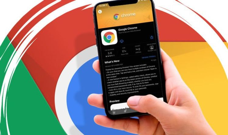 Google Chrome update FINALLY lands on iPhone after Apple fans miss out for months