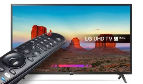 LG TVs follow Samsung with 90 extra channels for you to enjoy for FREE