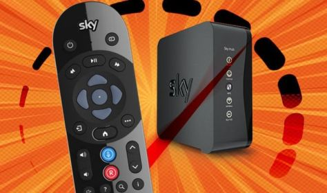 Millions of Sky customers might've got one step closer to a colossal broadband upgrade