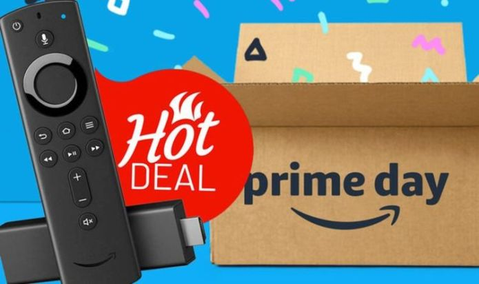 Fire TV streaming devices drop to lowest EVER price in Amazon Prime Day bargains