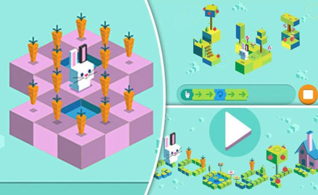 Kids Coding Languages Google Doodle Game Google Creates