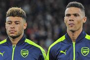 Arsenal News Jack Wilshere Kieran Gibbs Oxlade-Chamberlain Mustafi Rachid Ghezzal Lyon