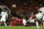 Zlatan Ibrahimovic Man United Henrikh Mkhitaryan wonder goal