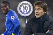 Romelu Lukaku Chelsea line up Antonio Conte sportgalleries