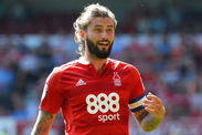 Aston Villa Transfer News Henri Lansbury Medical Nottingham Forest