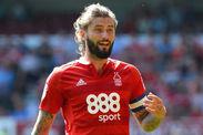 Aston Villa Transfer News Henri Lansbury Medical Nottingham Forest