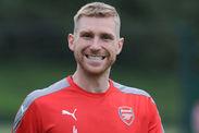 Arsenal Per Mertesacker Injury News Arsene Wenger