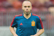 Spain team news Andres Iniesta World Cup Russia