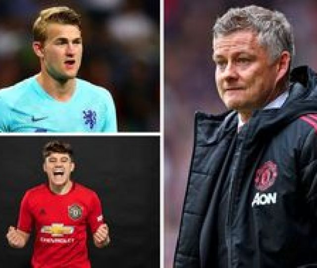 Man Utd Transfer News Who Will Be The Second Signing After James