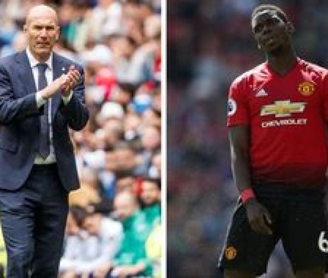 Man Utd Transfer News Real Madrid Try To Sell 10 Stars To Sign Pogba