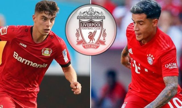 Why Philippe Coutinho's Bayern Munich move could help Liverpool sign 2020 transfer target