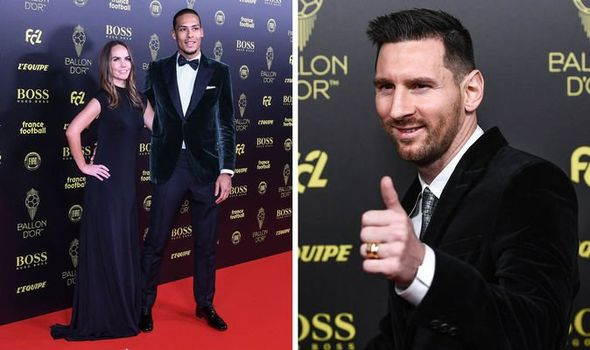 Ballon D Or 2019 Liverpool S Virgil Van Dijk Reacts To