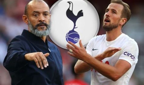 Tottenham boss Nuno has five problems to address to help get Harry Kane back on form again