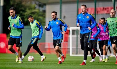 Man Utd have six players under extreme pressure ahead of Villarreal Champions League tie