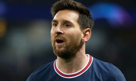 Lionel Messi's hotel room broken into as thieves steal 'thousands of pounds' and jewellery