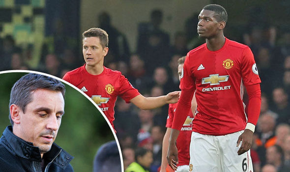Image result for Man United Legend Slams 'Embarrassing' Pogba After Display Against Chelsea