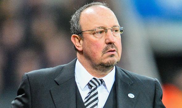 Rafa Benitez Jonjo Shelvey Newcastle Birmingham FA Cup News