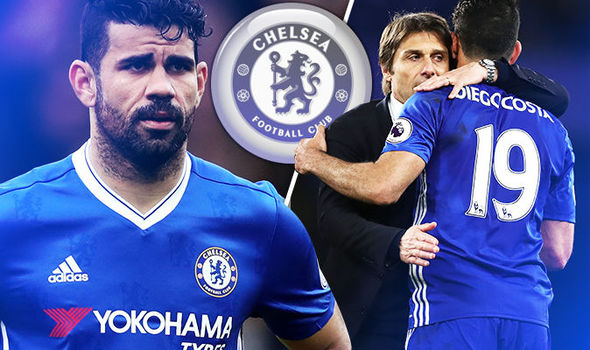 Antonio Conte has no qualms about Diego Costa's recent slump